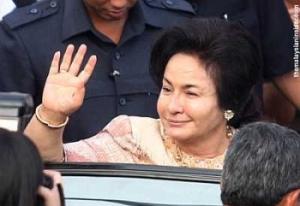 Rosmah - Wife of Malaysian PM