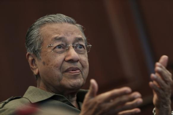 Tun Mahathir Mohamad