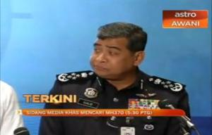 igp Press Conference on Day 9