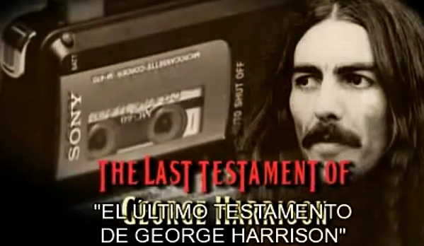 The Last Testament of George Harrison