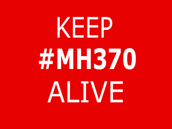 mh370 alive