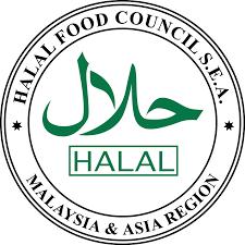 halal sticker