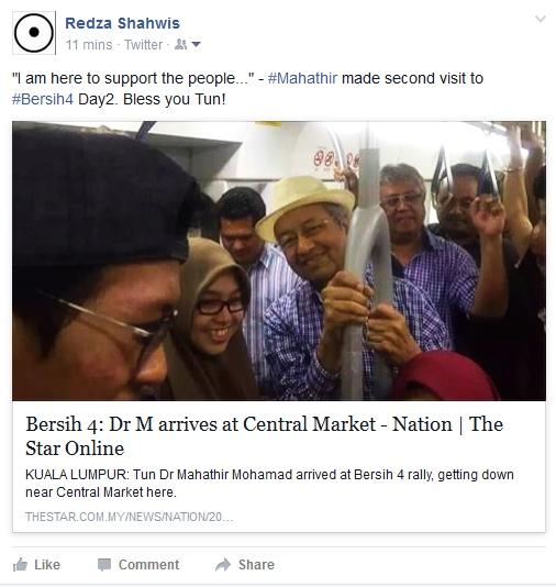 Mahathir LRT