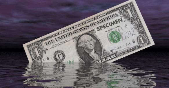 dollar-sinking