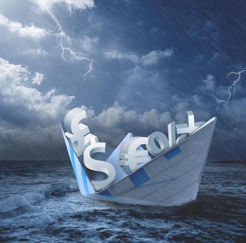 World-Economy-Sinking